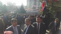 KABILIYET - MHP İl Başkanı Gaziantep MHP İl Teşkilatı Ankara'da Türkeş'i Anma Programına Katıldı