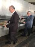 ŞEKER FABRİKASI - Milletvekili Gökçe, Şeker Fabrikasında İşçilerle Biraraya Geldi