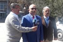 UMUTSUZLUK - Milli Birlik Ve Kardeşlik Federasyonundan CHP'li Bozkurt'a Suç Duyurusu