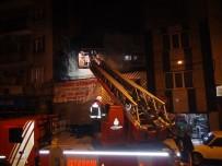 ORGENERAL - Fatih'te Yangın Paniği