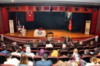 RAMAZAN KURTOĞLU - Ramazan Kurtoğlu, Nazilli'de Küresel Para Savaşları Ve Türkiye'yi Konuştu