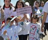 MUSTAFA GÜLER - Selçuk Üniversitesinde, 'Otizm Farkındalığı' Yürüyüşü