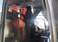 EMNIYET KEMERI - Sivil Görevliler Trafik Denetiminde