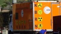 RADYOAKTİF - Tampon Bölgeye KBRN Aracı Gönderildi