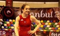 MİLLİ GÜREŞÇİ - Trakya Birlik Spor Kulübü Güreşçisi Bedia Gün Avrupa 2'İncisi Oldu