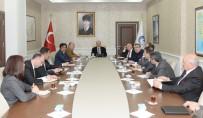 EMEKLİ BÜYÜKELÇİ - Türkiye-İran Ekonomik Ve Kültürel İlişkilerinde Erzurum'un Rolü Masaya Yatırıldı