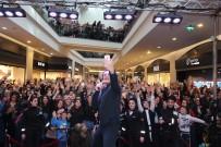SKODA - Ünlü Şarkıcı Edis, Forum Erzurum'da Coşkuyla Karşılandı