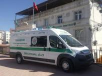 CENAZE ARACI - Viranşehir Ziraat Odası Cenaze Nakil Aracı Aldı
