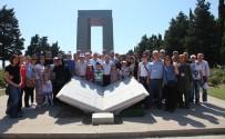 ÇANAKKALE ŞEHITLERI - Zeytinburnu Belediyesi'nin Çanakkale Ve Bilecik Gezi Turları Başladı