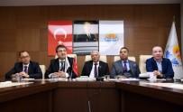 RAMAZAN AKYÜREK - Adana'da Erdoğan Heyecanı