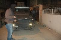 ZIRHLI ARAÇLAR - Adana'da Yasa Dışı Sol Örgütlerine Yönelik Operasyon Açıklaması 14 Gözaltı