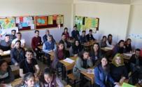 MUSTAFA TALHA GÖNÜLLÜ - Adıyaman Üniversitesinden Köy Okuluna Kütüphane