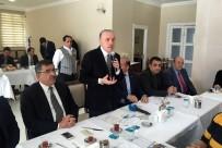 AK Parti Milletvekili Aziz Babuşcu, Kılıçdaroğlu'nun 15 Temmuz Darbe Girişiminin Siyasi Ayağı Olduğunu Söyledi
