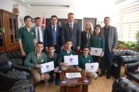 KIMYA - Altınşehir Anadolu Lisesi Öğrencilerinin TÜBİTAK Proje Başarısı