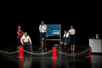 HAŞIM İŞCAN KÜLTÜR MERKEZI - Antalya'da 'Çalışan Sahnesi'