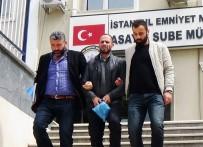 ÇEKİLİŞ - AVM'de Sergilenen Aracı Çalan Zanlı Yakalandı