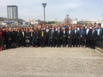 ÖZLÜK HAKLARI - Avukatlar Günü, Kastamonu'da Kutlandı