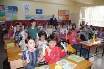 DIŞ MACUNU - Aydın'da Öğrencilere Diş Sağlığının Önemi Anlatıldı