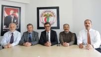 TÜRK TABIPLERI BIRLIĞI - Aydın Tabip Odası Sağlıkta Şiddet Kurbanı Dr. Hüseyin Ağır'ı Unutmadı