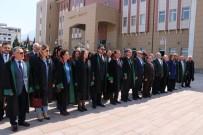 ADALET SARAYI - Baro Başkanı Arslan'dan Referandum Mesajı