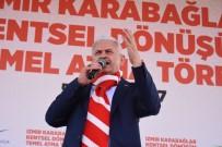 KENTSEL DÖNÜŞÜM PROJESI - Başbakan Yıldırım Açıklaması 'Bir Yandan Hizmet Ederken Bir Yandan Şeytan Taşladık'