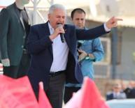 OSMAN GAZİ KÖPRÜSÜ - Başbakan Yıldırım Kılıçdaroğlu'na Yüklendi