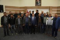 Başkan Akdoğan Hurdacılara Site Müjdesi Verdi