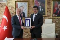 VURAL KAVUNCU - Başkan Kamil Saraçoğlu Açıklaması Sözünü Verdiğimiz Projelerin Yüzde 85'İni Tamamladık