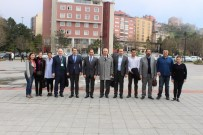 BÜLENT ECEVIT - BEÜ İnşaat Mühendisliği 'Müdek' Akreditasyon Sürecinden Geçti
