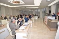 PLAN VE BÜTÇE KOMİSYONU - Bilecik Belediye Meclisi'nin Nisan Ayı Toplantısı