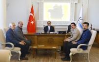 FATIH SEVINÇ - Büyükşehir Belediyespor'dan Vali Taşyapan'a Ziyaret