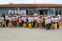 HAYVAN SEVGİSİ - Denizli'de 'Sokak Hayvanımı Resimliyorum' Sergisi
