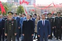 CUMALI ATILLA - Diyarbakır'da Atatürk'ün Fahri Hemşeriliğinin Kabul Edişinin 91'İnci Yılı Kutlandı