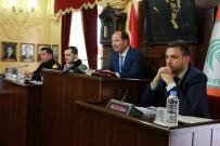YAĞLI GÜREŞ - Edirne Belediyesi'nde Komisyon Üyeleri Belirlendi