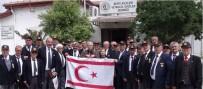 GAZİLER DERNEĞİ - Edirneli Gaziler Kıbrıs'ta