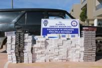SİGARAYLA MÜCADELE - Elazığ'da Uyuşturucu Ve Kaçak Sigara İle Mücadele
