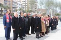 HIZMET İŞ SENDIKASı - Emekli Subaylar Cumhuriyet Meydanında Buluştu