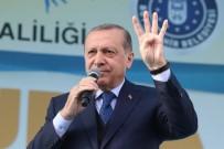 BURSA DEVLET HASTANESI - Erdoğan'dan Bursa'ya Külliye Müjdesi