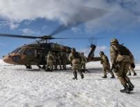 GABAR DAĞI - Gabar'da dev operasyon: 20 terörist öldürüldü