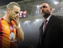 WESLEY SNEIJDER - Galatasaray'da Sneijder krizi