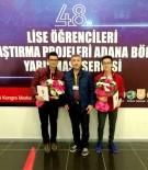 KIMYA - Gaziantep Kolej Vakfı'na TÜBİTAK Kimya Projesi Ödülü