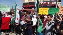 BAĞDAT - İdlip'teki Suriye Rejiminin Saldırısına Gaziantep'ten Tepki