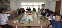 PLAN VE BÜTÇE KOMİSYONU - İncirliova Belediye Meclisi Toplandı