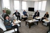 İZMIR YÜKSEK TEKNOLOJI ENSTITÜSÜ - İzmir'deki 5 Üniversitesi Rektöründen Tunçsiper'e Ziyaret
