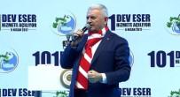 ALSANCAK - İzmir'e Büyük Müjde