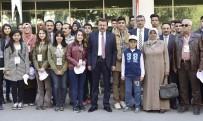 CELALETTIN GÜVENÇ - Kahramanmaraş'tan Çanakkale'ye 4'Üncü Kafile Yola Çıktı