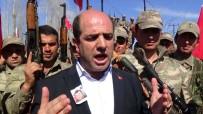 ÖZLÜK HAKLARI - Koruculardan Cumhurbaşkanı Erdoğan'a Teşekkür