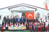 GÜLCEMAL FIDAN - Kreş Öğrencileri Avukatlar Gününde Çocuk Haklarına Dikkat Çekti