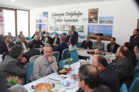 ÇİMENTO FABRİKASI - Kurt Ve Sarıcaoğlu Kavak'ta 'Evet' Turunda