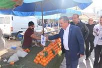 KAYALı - Kuşadası Belediyes Güzelçamlı'da Da Nutuk Dağıttı